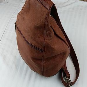 Vintage Libaire U.S.A single strap backpack